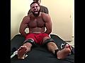 Ricky Larkin Gets Tickled Naked