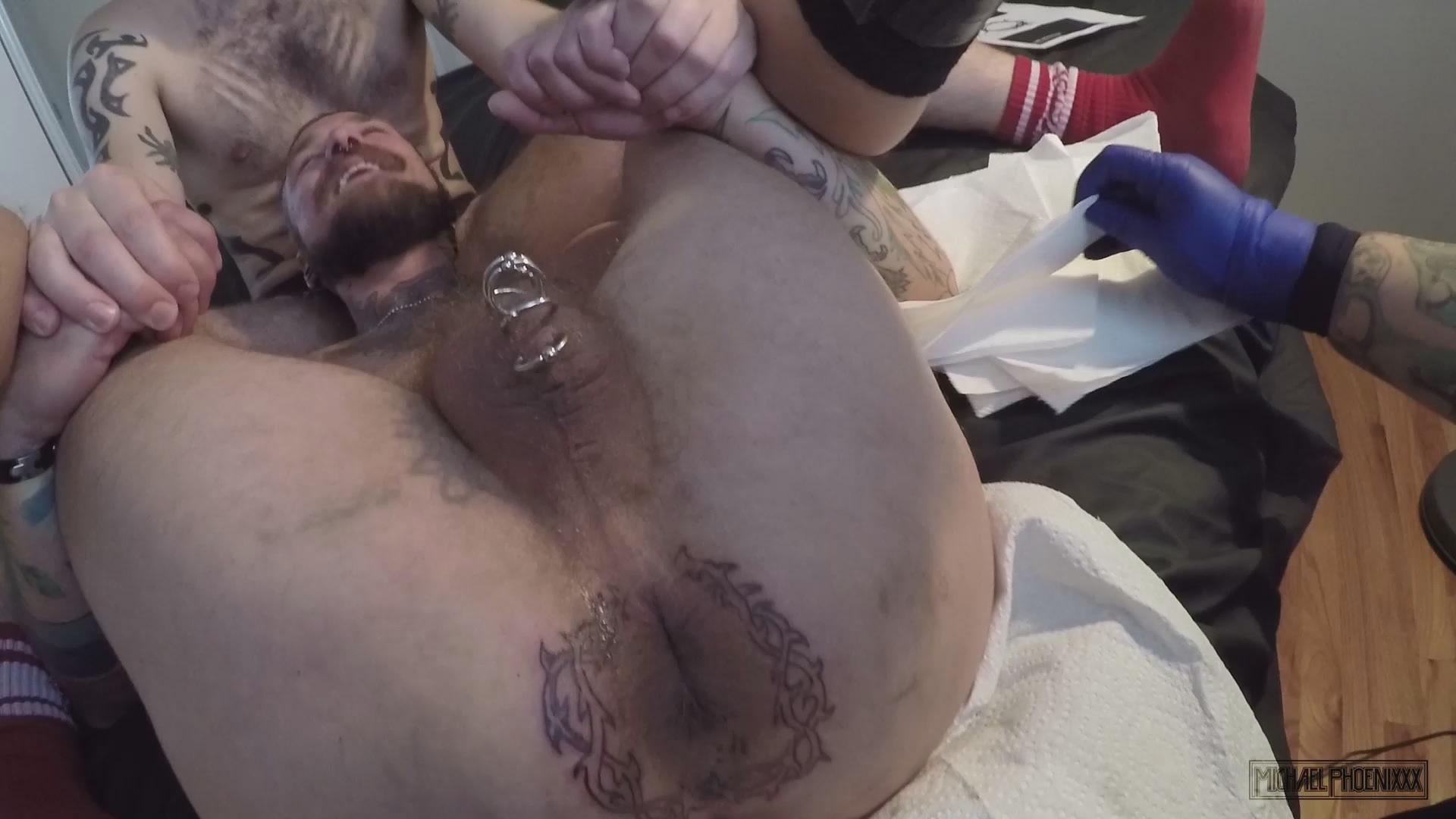 Big tits treadmill