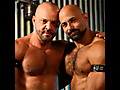 Carlo Cox and Rocky Torrez