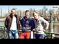 ManHub: Ivan Mraz, Ondra Matej & Steve Peryoux