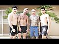 Peter Fever: Christian Matthews, Axel Kane, Jason Wolf & Damian Dragon