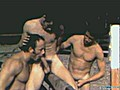 Bijou Gay Movies: Vintage Male Stampede p3 from BijouGayMovies