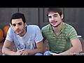Broke College Boys: Derek And Zack