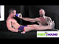 Foot Hound: Marky Sparks - #2