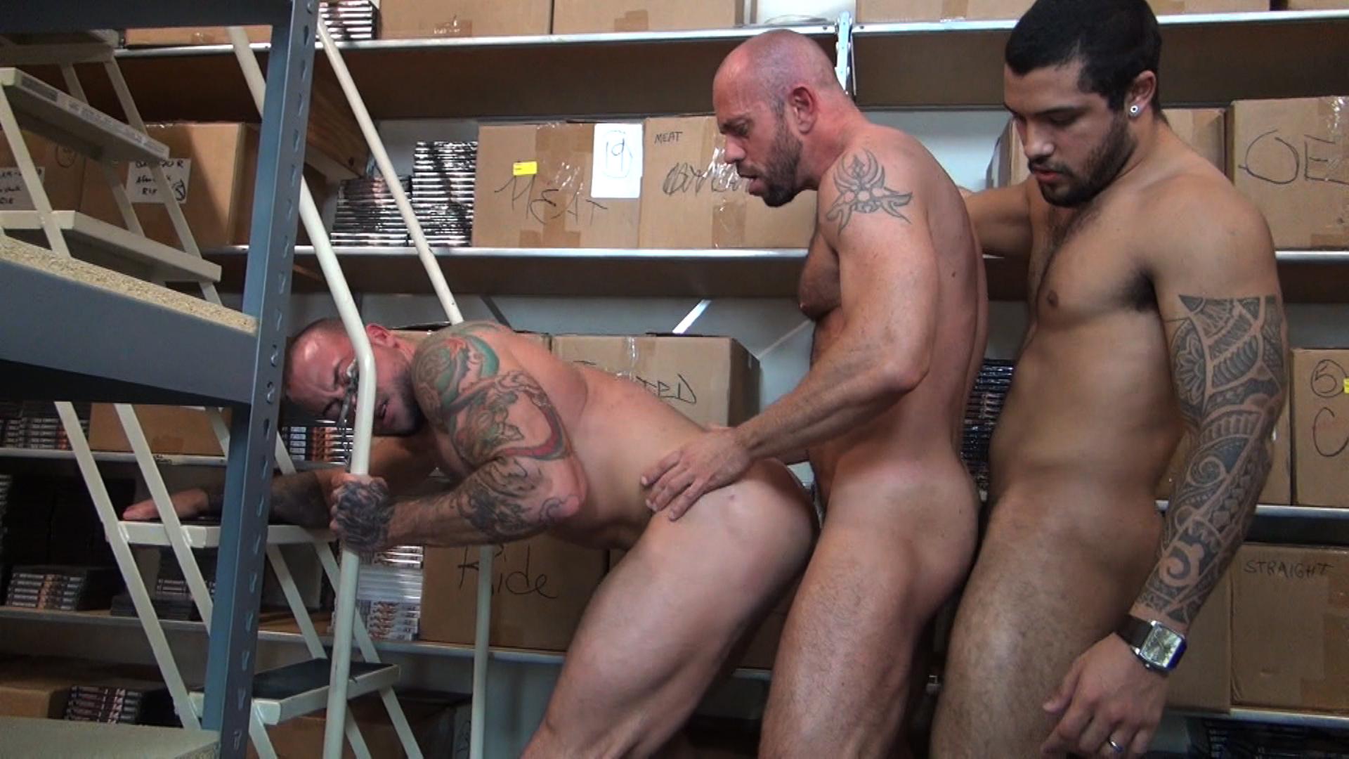 Sean Duran, Matt Stevens  Mario Cruz - Gay - Sean Duran -6880