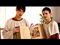 Aaron Aurora & Lewis Romeo