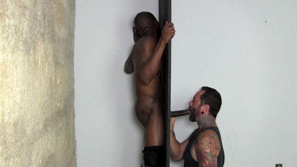ManSurfer Lex R at the Gloryhole
