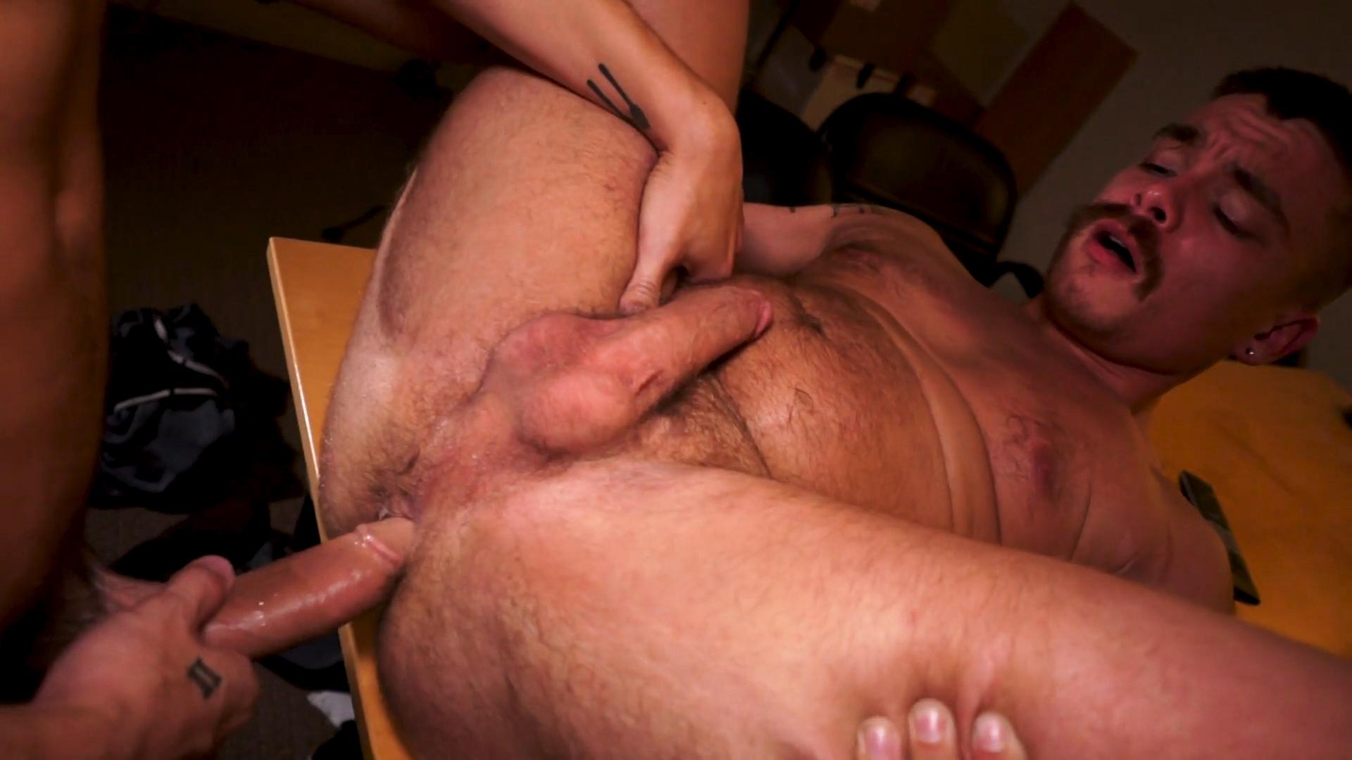 Actor Porno Gay Red aiden ward & matt roudy - gay - scene 4 from kenny's raw fucks