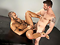 Hard Friction: Morgan Black and Jason Michaels in 'All The Way'