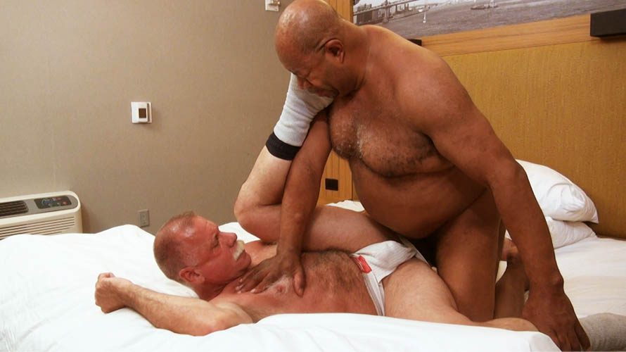black daddy gay sex
