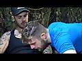 French Dudes: Aday Traun & Isaac Eliad