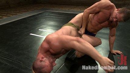 Tyler Saint Naked Kombat