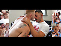 Our hot mates Zak Bray and Sarpa Van Rider in their first video together