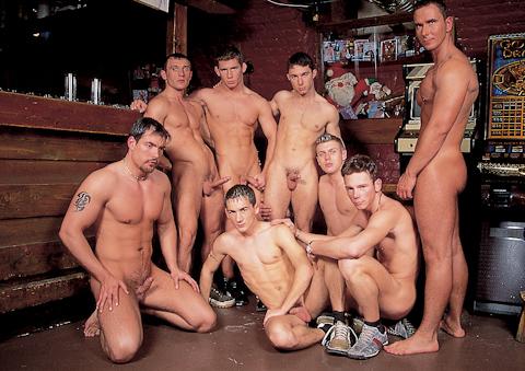 gay mega orgy Menly.