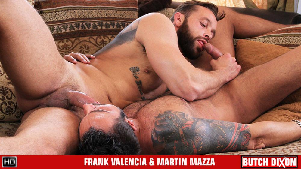 martin mazza frank valencia gay porn