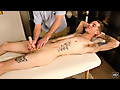 Spunk Worthy: Slater's massage