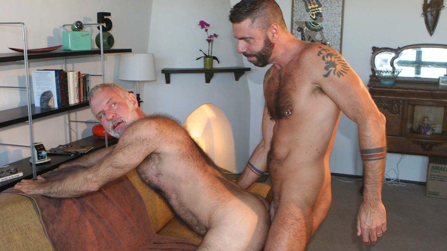 Allen Silver porno gej