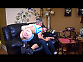 Man Puppy: Dr. Richard Lennox Delivers Spanking Therapy for Tristan Sweet