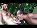 Enzo di Karina Trades Blowjob For A Sticky Load