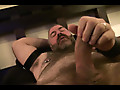 Muscle Bear Porn: Daddy Will Angell Rubbing One Out