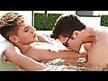 Mario Texeira & Blake Mitchell