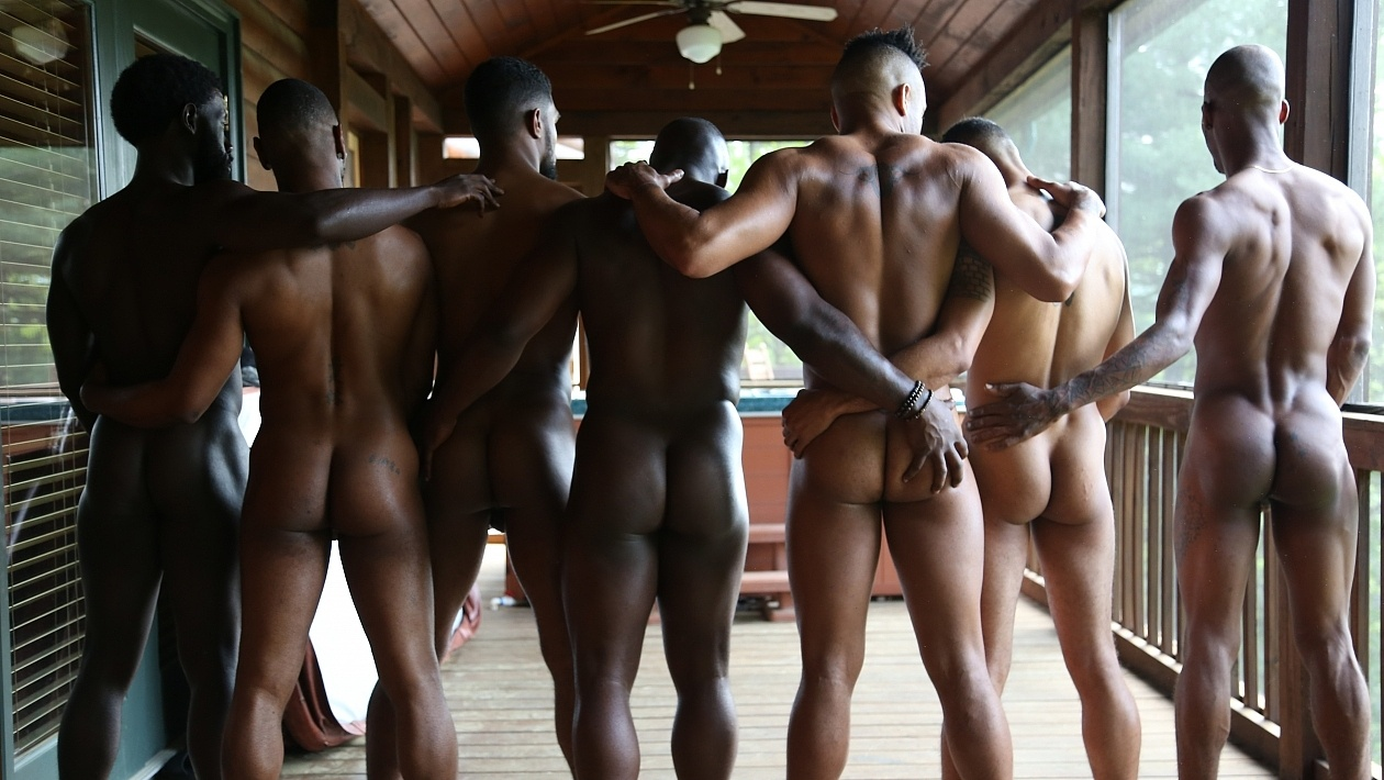 Black gay twinks xxx porn and handjob movie