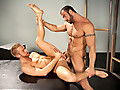 Hard Friction: Spencer Reed and Christopher Daniels