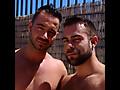 Martin Mazza and Steve Cruz