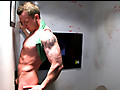 UnGlory Hole: Jock Tricked Into Gay Blowjob