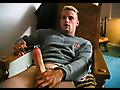 Civil Jordan Sage masturbates at the camera for you!