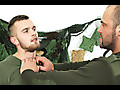 Gay War Games: Soldier Matthew - #1