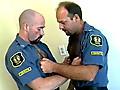 Hot Cop Bodybuilders 2