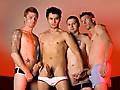 Gabriel D'Alessandro, Zach O' Mally, Kirby Thomas & Chad Brooks