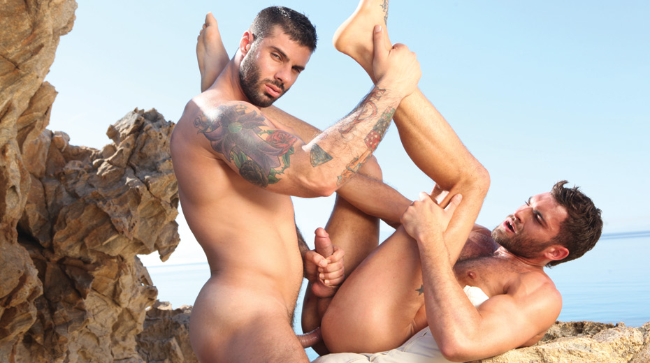 ManSurfer Vito Gallo & Alex Marte