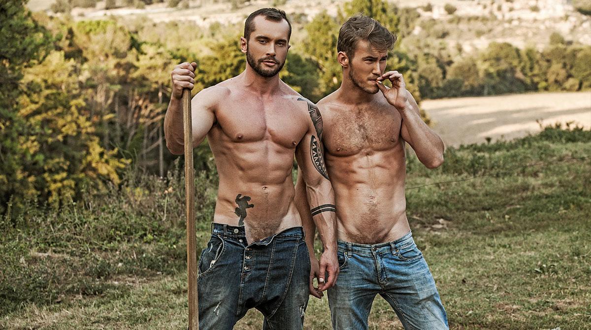 ManSurfer Marq Daniels & Tyler Berg