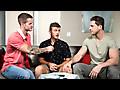 Next Door Studios: Quentin Gainz, Roman Todd & Tyler Carver