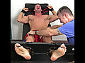 My Friends Feet: Muscleman Brad Tied and Tickled