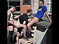 Adam Watson, Mike Stafford & Fraser Jacs