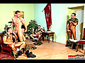 Five Hunky Military Men Clip # 2