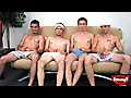 Broke Straight Boys: Mike Kevin Jj And Leon