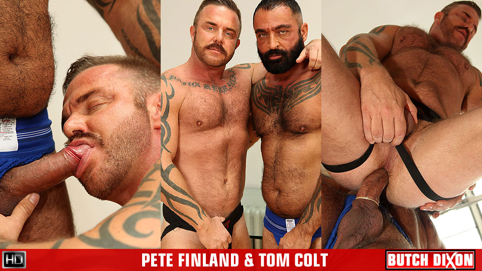ManSurfer Pete Finland and Tom Colt