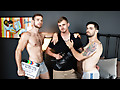Ryan Jordan, Julian Brady & David Skylar