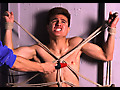 JOSH HUNTER - Hot kid roped, zapped and C&B tortured - Part 8