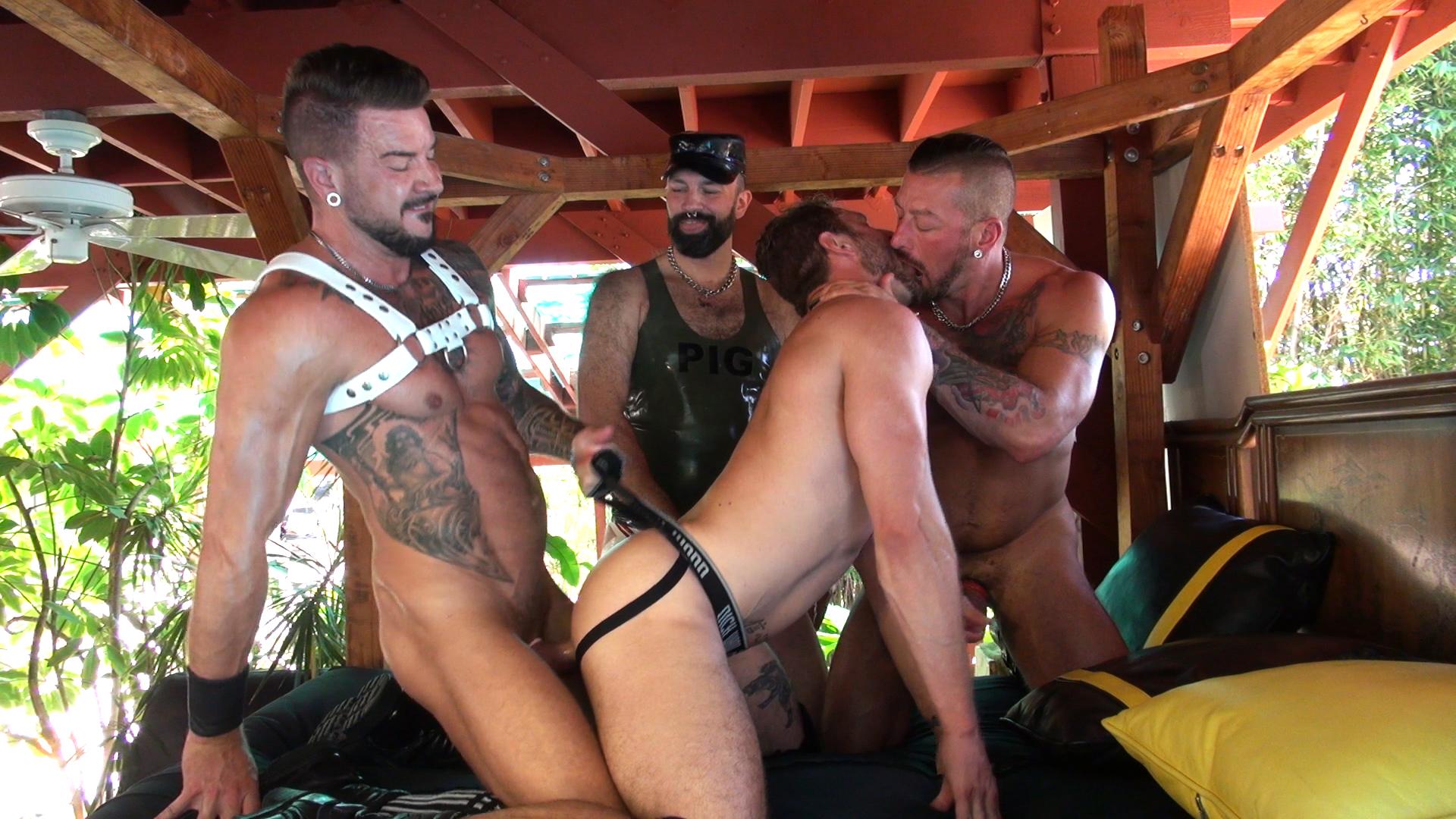 Ace Era Gay Porn Star Free Videos ace era, boy fillmore, dolf dietrich & hugh hunter - gay - pound