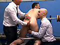 CMNM: Power groping his big full balls