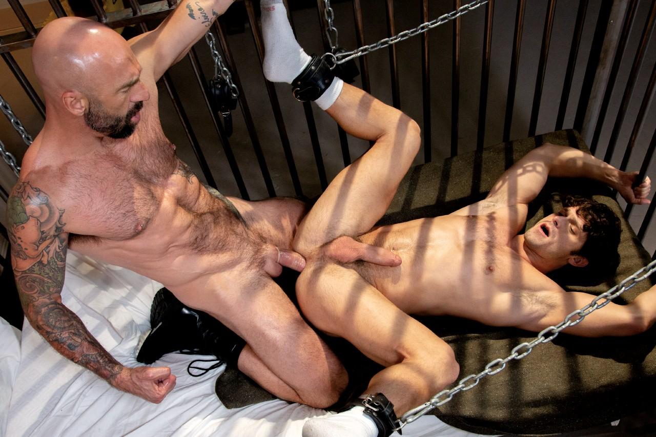 Porn Devin Franco devin franco & drew sebastian - gay - submission prison, scene