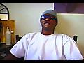 Black Guy Strokes His Hard Pecker
