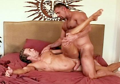 jacob johnson gay porno