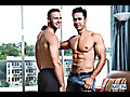 Rafael Alencar & Brandon Evans