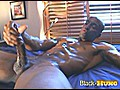 Black N Hung: J Strong in Action
